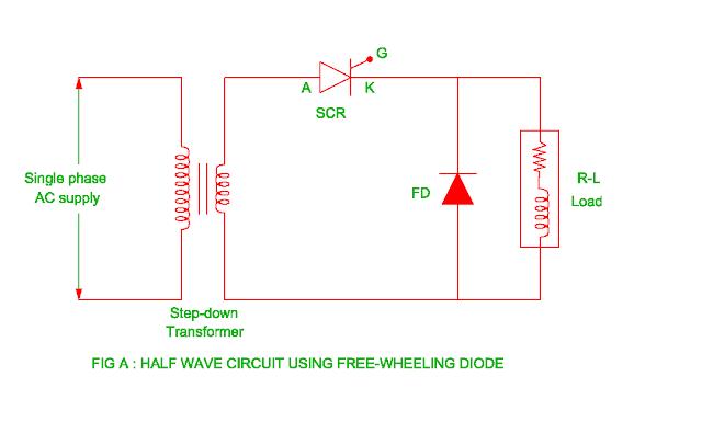 < Img src = ' freewheeling-diode.png' alt = ' free wheeling diode '/>