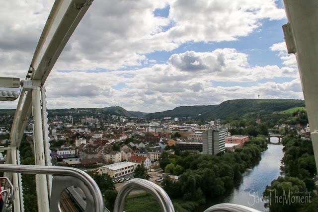 Bad Kreuznach von oben
