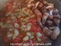 receta de la paella paso a paso