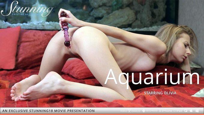 Stunning18 - Olivia - Aquarium - idols