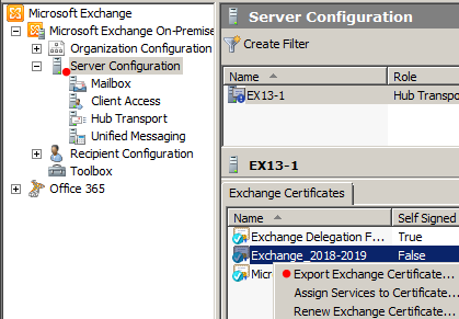 My Tech Blog: Exchange 2010 > 2016 migration - Part 4