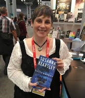 The Qwillery is Ten and What Tracey Did at Book Expo America