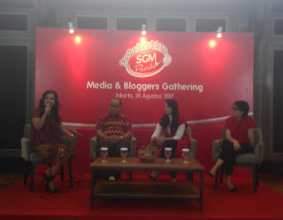 Media & Blogger Gathering Festival Ngidam Bunda SGM 2017