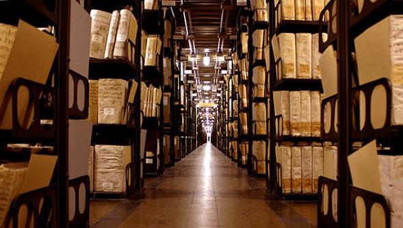 Yasak Bölge : Vatikan Gizli Arşivleri