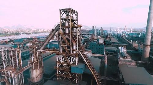 Nhà máy thép Hòa Phát