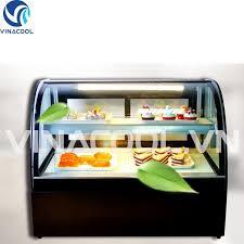tủ trưng bày bánh kem mini