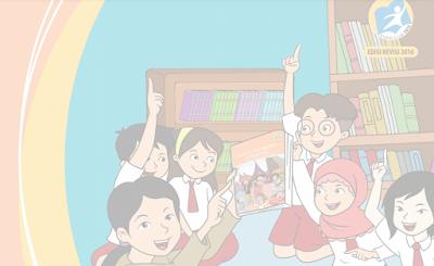 Download Buku Guru dan Siswa K-13 Kelas 1 dan 4 Semester 2 Edisi Revisi 2016