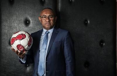 CAF elections: Madagascar's Ahmad floors Hayatou