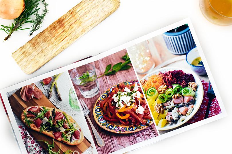livre photo cuisine
