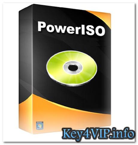 PowerISO 6.5 Full Key Download - Ma thuật file ISO của bạn.
