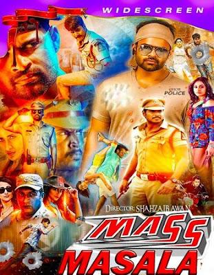 Mass Masala 2019 Hindi Dubbed HDTV 480p 550Mb x264