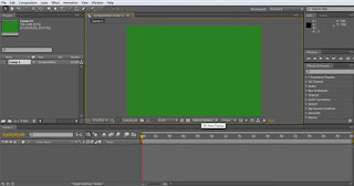 tutorial adobe after effect cs4 hasil mengganti warna background