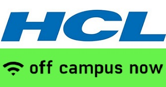 HCL Off Campus Now