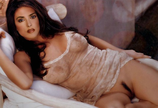 Salma hayek nude, topless pictures, playboy photos, sex scene uncensored