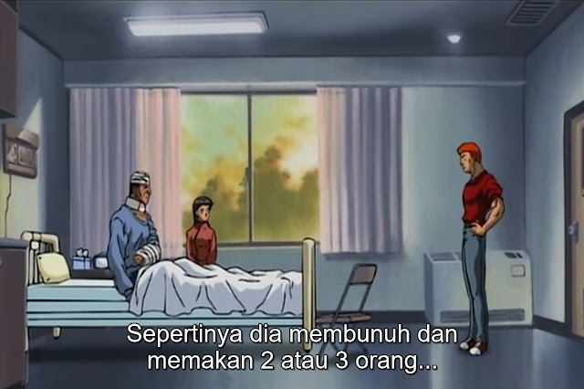 Baki The Grappler Episode 06 Subtitle Indonesia