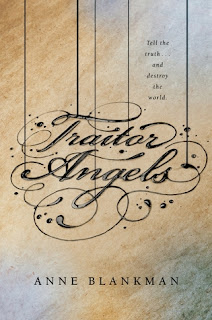 Traitor Angels book cover