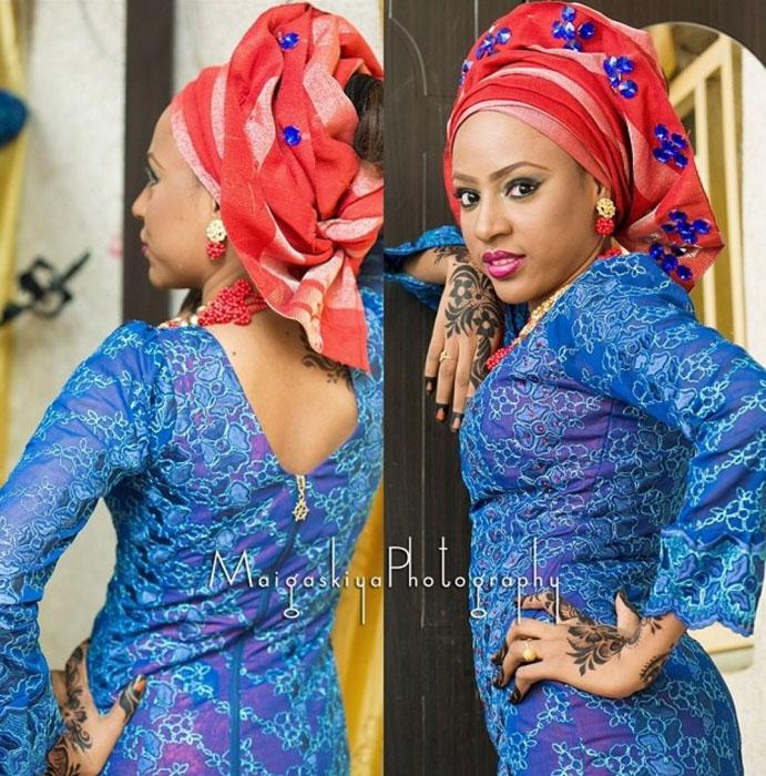 60 Of The Latest Hausa Ankara Aso Ebi Styles In 2018 Muslim