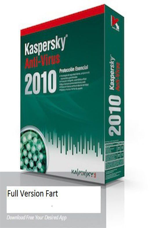 Download kaspersky antivirus 2010 for pc free full version