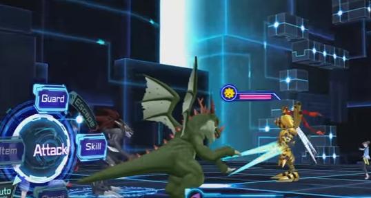 Digimon Story Cyber Sleuth Hacker's Memory muestra su nuevo modo de juego en gameplay