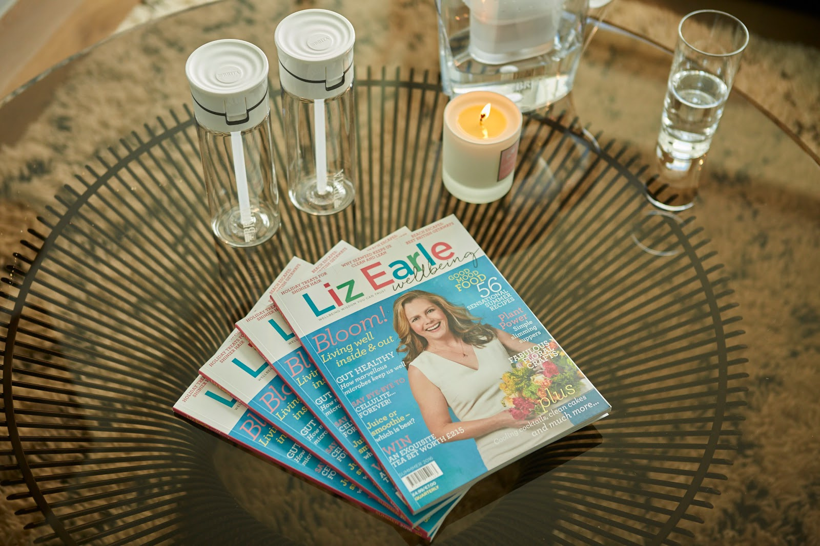 The Wellbeing Power Hour With Liz Earle x BRITA