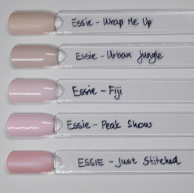 Peak Show - Essie Winter 2015 dupe