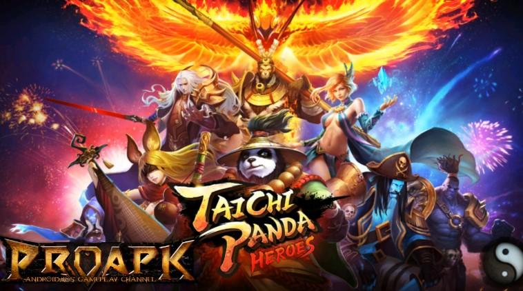 Taichi Panda Mod Apk Terbaru
