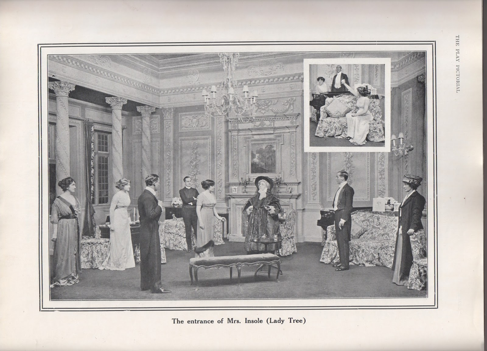 The Drawing-Room at Kenyon-Fulton