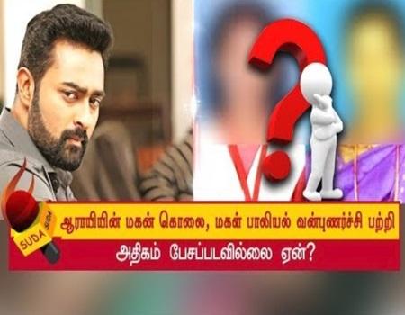 We talk a lot about sridevi but what about araayi asks prasanna