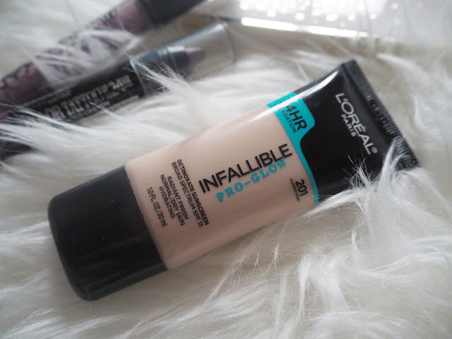L'Oreal Infallible Pro Glow Review