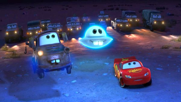 MATER: Well, you should. You was there, too!