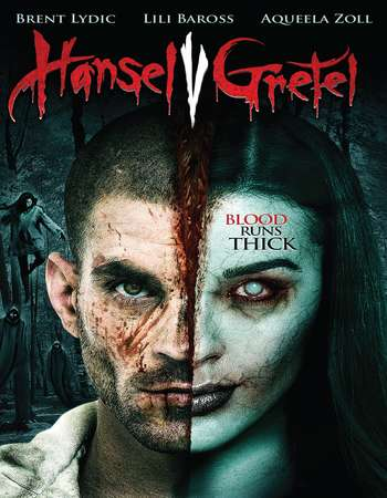 Hansel vs. Gretel 2015 Dual Audio Hindi 300MB HDRip 480p x264 UNRATED