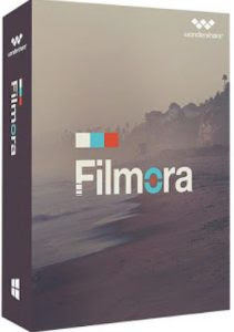 Wondershare Filmora Full Crack + Keygen