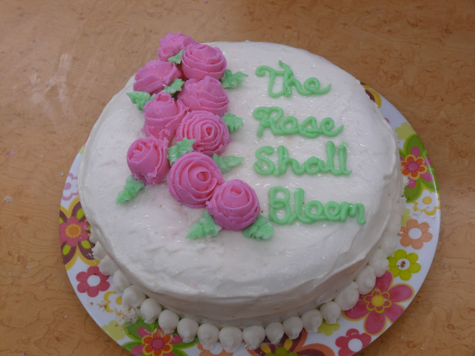 Michaels Wilton Cake Decorating Course