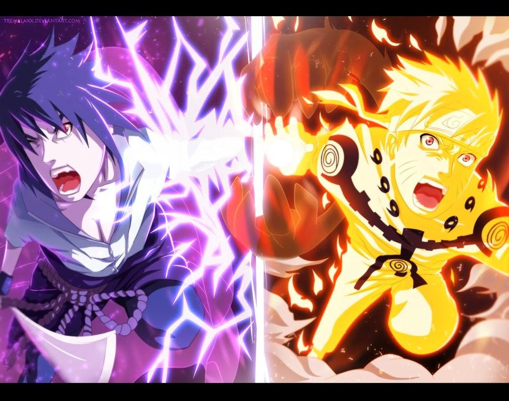 Naruto e Sasuke | J.PP