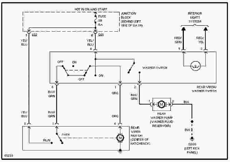 1996 Suzuki Swift Wiring Diagram  Wiring Diagram Service Manual PDF