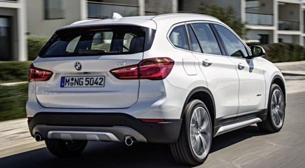 2017 bmw x1 review cars reviews rumors and prices. Black Bedroom Furniture Sets. Home Design Ideas
