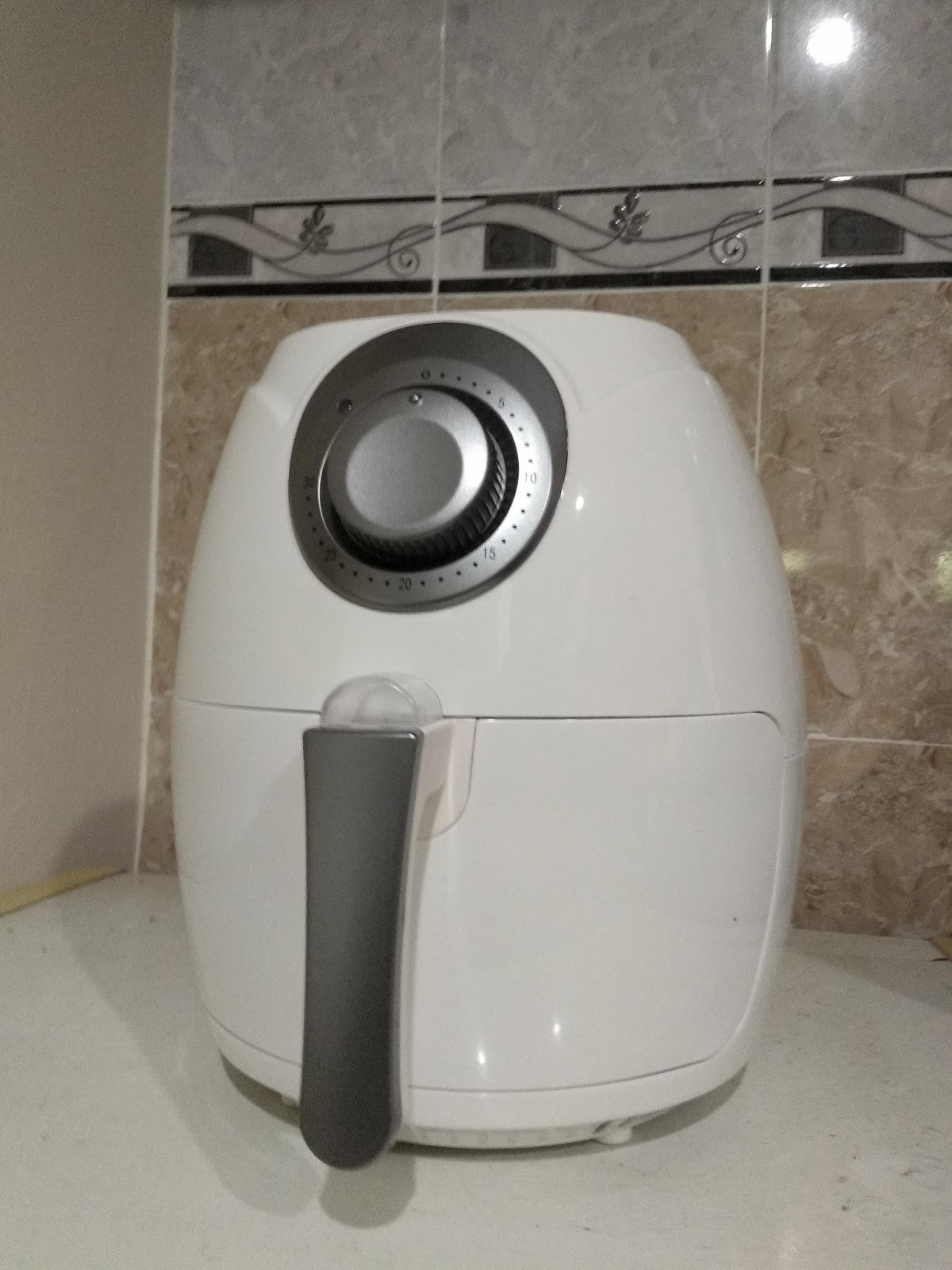 Review Air Fryer MORGAN