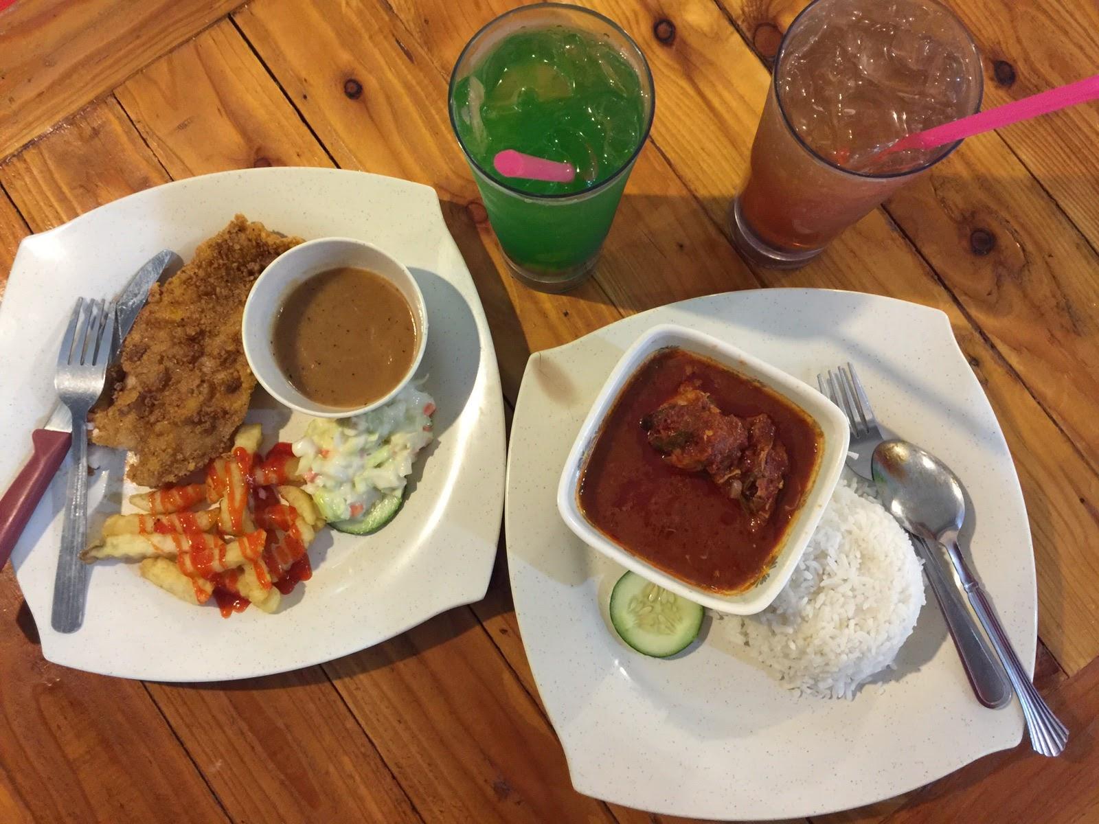 Ct Village Cafe Tempat Makan Sedap Di Kluang Cerita Budak Sepet