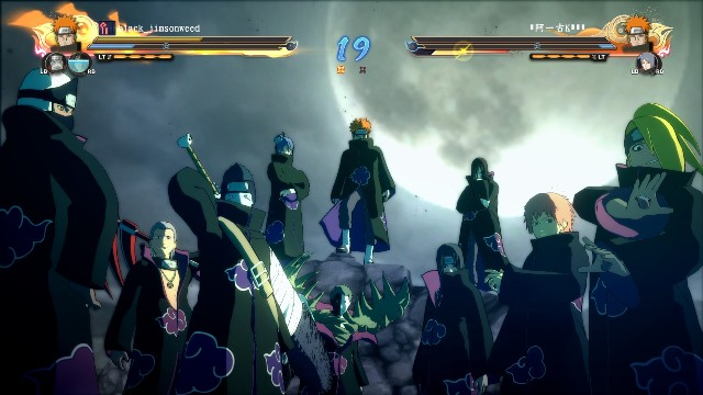 Naruto Shippuden Ultimate Ninja Storm 4 PC Gameplay