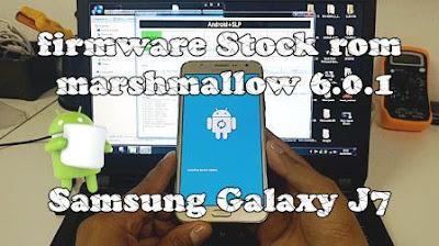 Firmware Stock Rom Marshmallow 6.0.1 Samsung Galaxy J7  SM-J700, J700M, J700Mds, J700H, Como Instalar, Atualizar