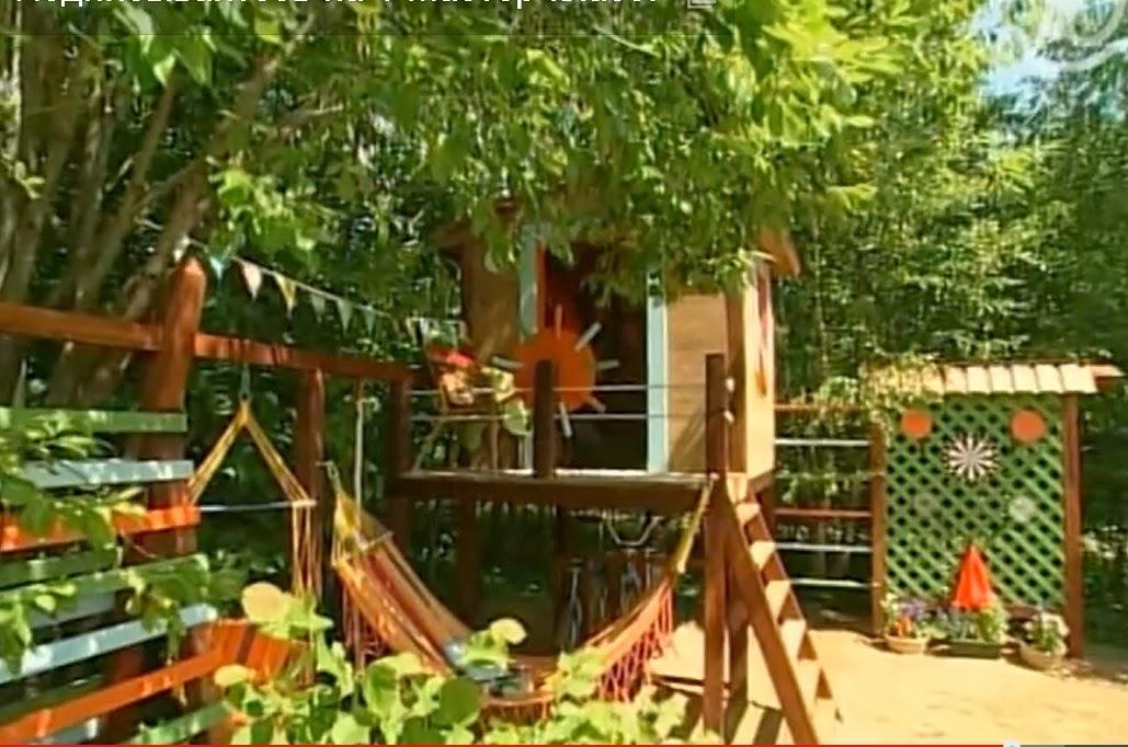 как построить домик, домик для детей, детский дом на дачу