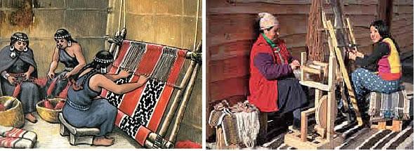 cultura mapuche historia universal