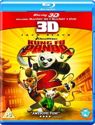 Kung Fu Panda 2 2011 Bluray Download