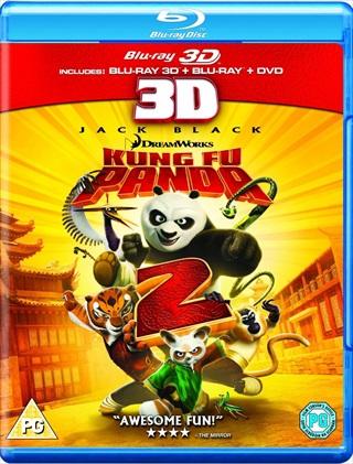 Kung Fu Panda 2 2011 Dual Audio Hindi 720p 480p BluRay 1.1GB 300MB