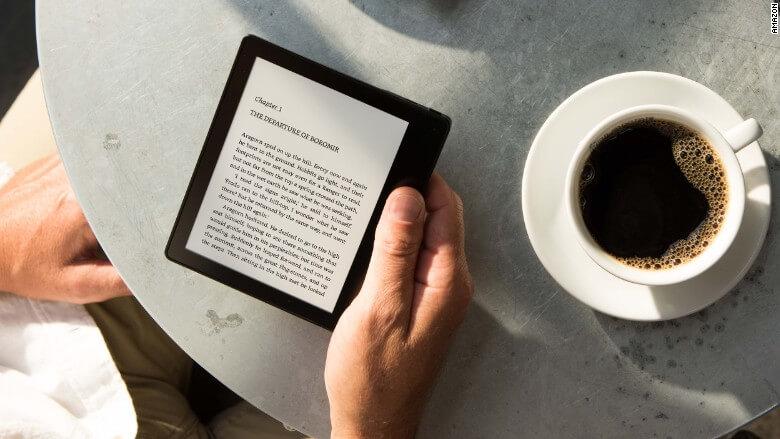 All-New Amazon Kindle Oasis