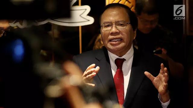 Rizal Ramli Sebut Jarak antara Jokowi dan Prabowo Tak Sampai 10 Persen