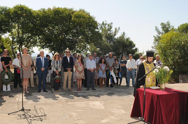 Γιάννενα: Τίμησαν τη μνήμη των εκτελεσθέντων στο Σταυράκι