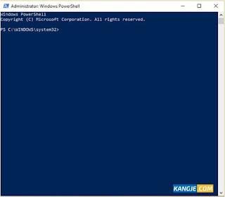 Langkah 3 Cek Status Aktivasi Windows 10 Secara Offline