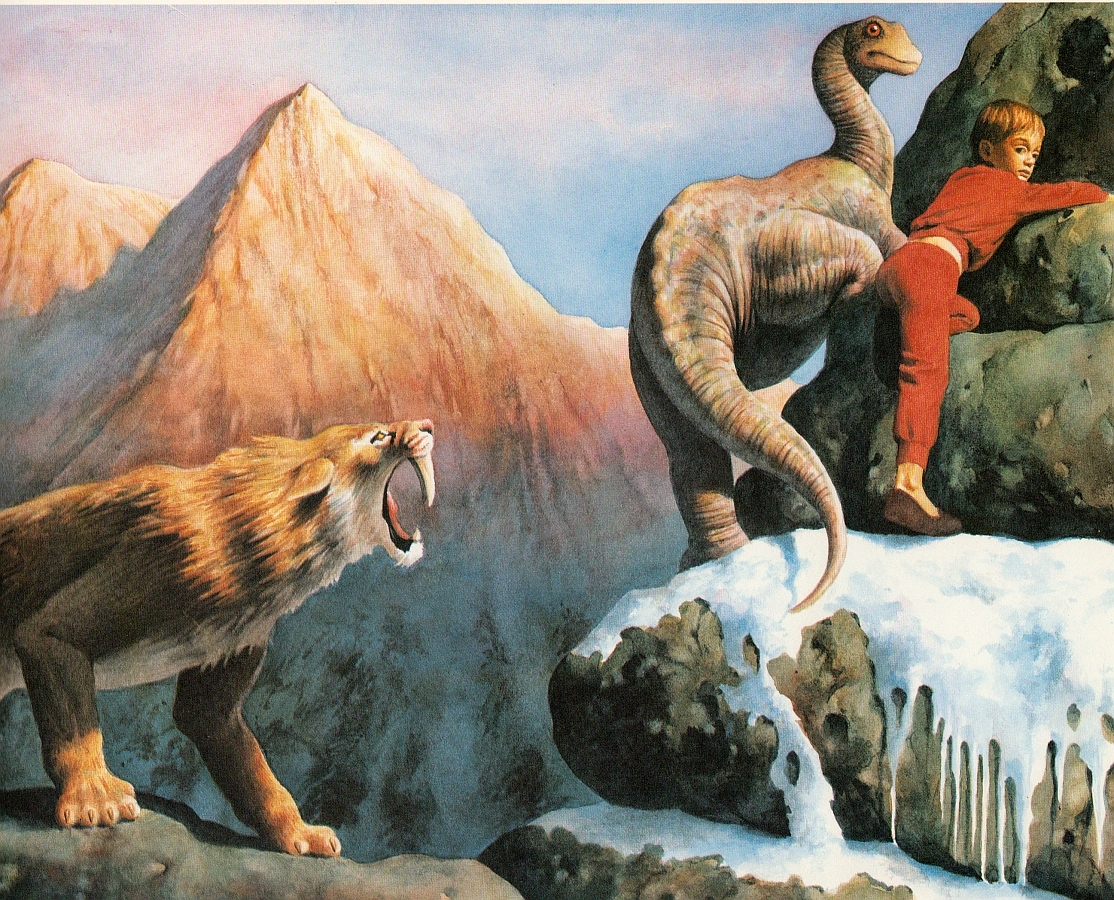 What dreams of a dinosaur woman: the meaning and interpretation of a dream 86