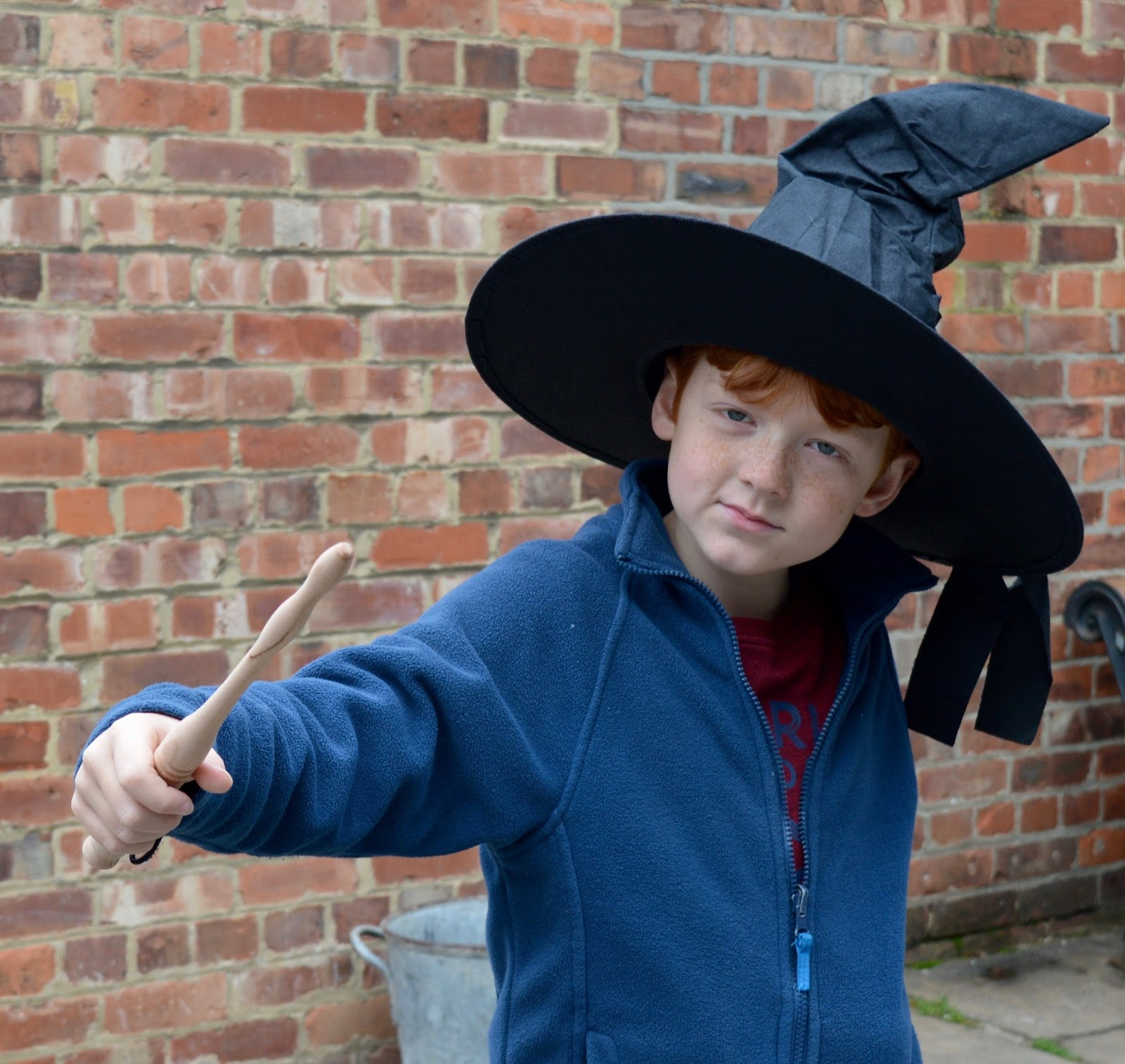 Half Term Hocus Pocus at Preston Park | The North East's very own Diagon Alley - spells and wands